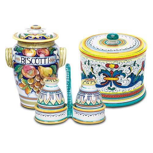 Deruta  sc 1 th 225 & Italian Pottery : Italian Ceramics : Italian Pottery Outlet