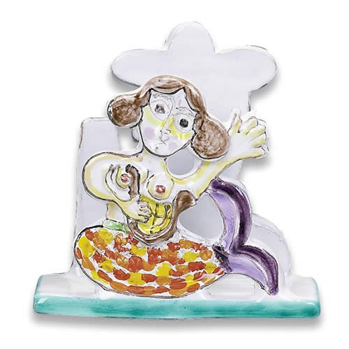 De Simone Napkin Holder-Mermaid