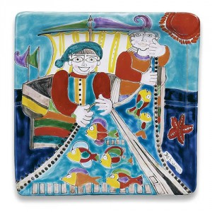 De Simone Square Plate