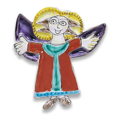 De Simone Ascending Angel