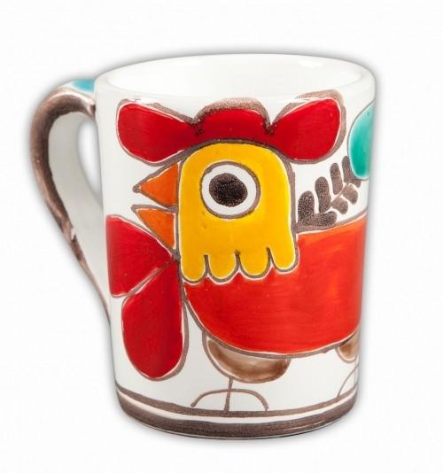 Desimone Rooster Mug