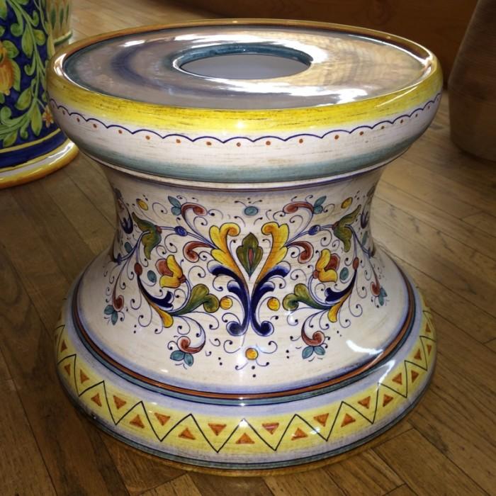 Firenze Large Urn or Planter Pedestal
