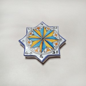 Small Star-shaped Compass Tile