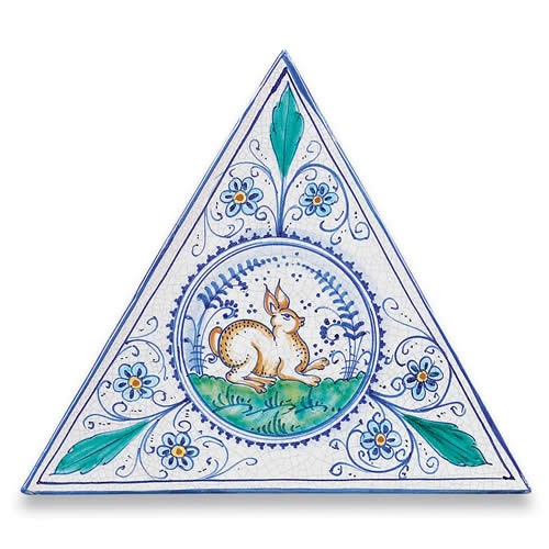 Triangular Rabbit Tile