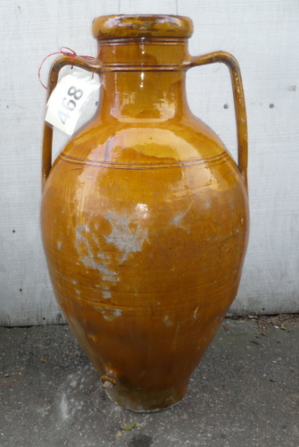 """Antique Giara 468 44.5""""H"""