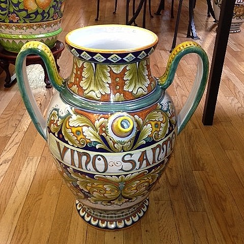 """Vino santo"" Urn"