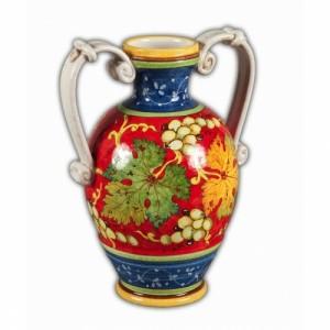 Asti Vase with Handles