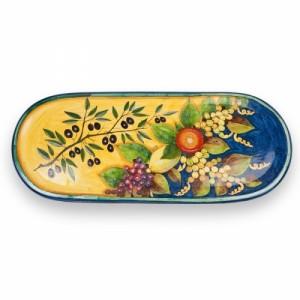 Novembre Oval Platter