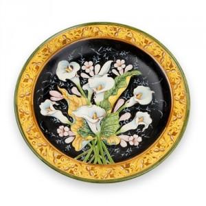 Calle Round Platter