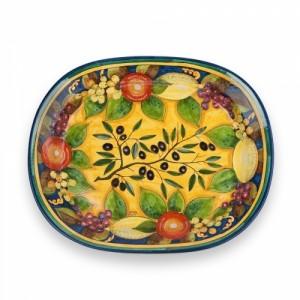 Novembre Rectangular Platter