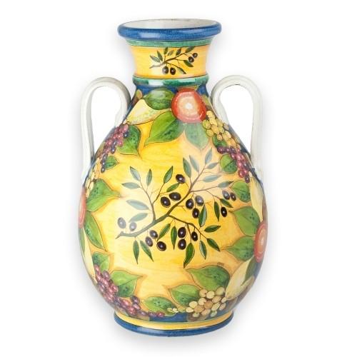 Novembre Vase with Handles