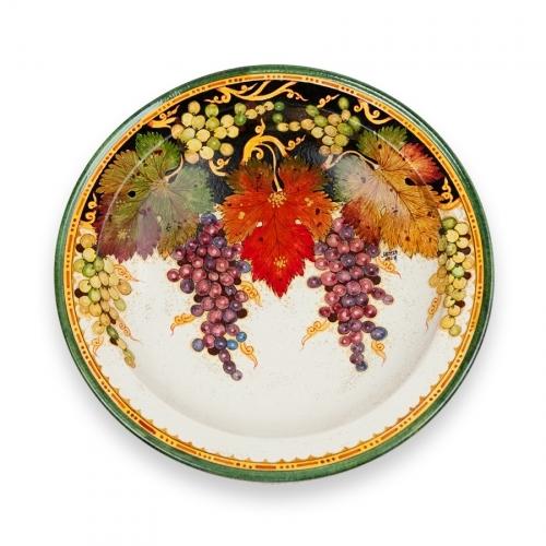 Vitti Round Platter