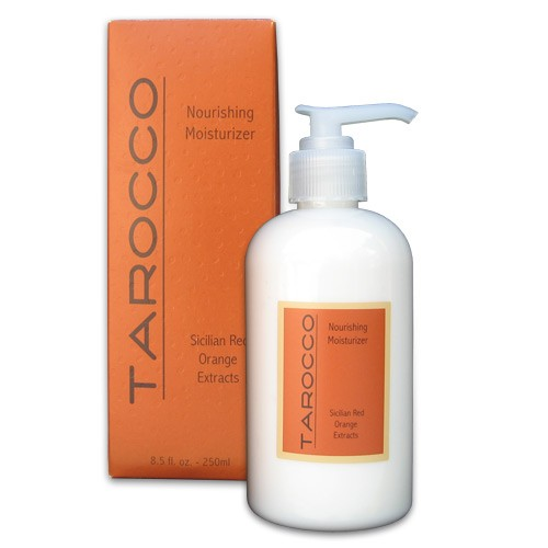 Tarocco Nourishing Italian Moisturizer with Blood Oranges and Olive Oil