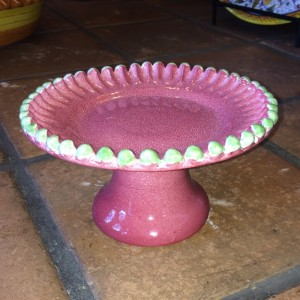 Tuscan Footed Cake Stand