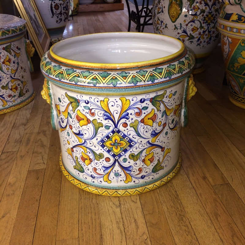 Firenze Planter Pot Italian Pottery Outlet