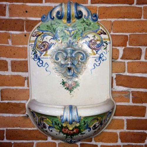 tuscany wall fountain - photo#37