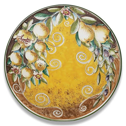 Ornato Round Plate