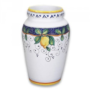 Ornato Umbrella Stand with Lemons