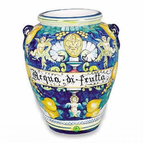 Ornato Small Urn or Large Vase