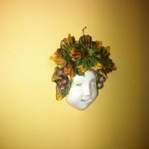 Quattro Stagioni Masks Small - Autunno
