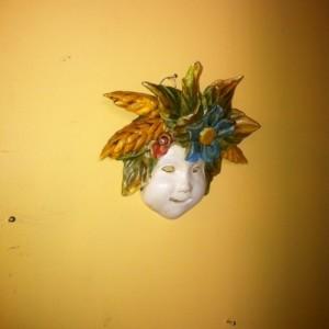 Quattro Stagioni Masks Small - Estate