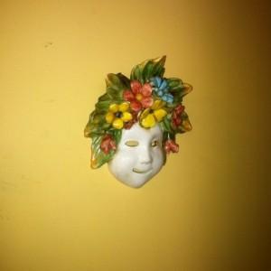 Quattro Stagioni Masks Small - Primavera