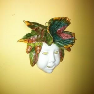 Quattro Stagioni Masks Medium - Inverno