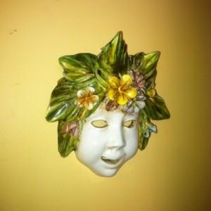 Quattro Stagioni Masks Medium - Primavera
