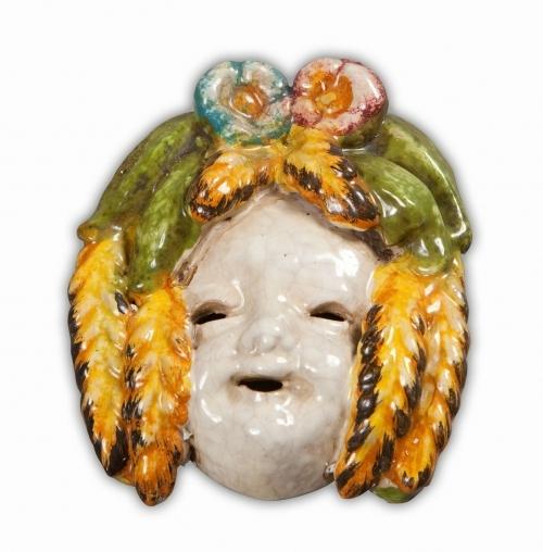 4 Seasons Mask Small - Estate