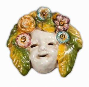 4 Seasons Mask Small - Primavera