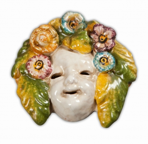 4 Seasons Mask Small - Primavera