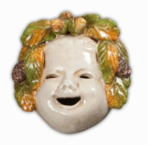 4 Seasons Mask Large - Inverno