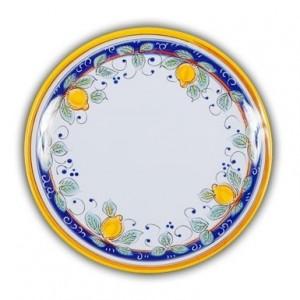 Picnic Alcantara Dinner Plate