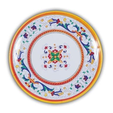 Picnic Ricco Dinner Plate  sc 1 st  Italian Pottery Outlet & Picnic Ricco Dinner Plate - Italian Pottery Outlet