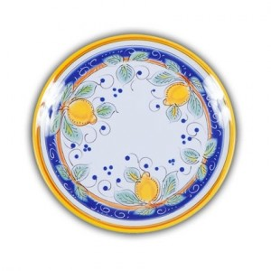 Picnic Alcantara Salad Plate