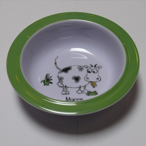 Picnic Zoo Animali Cereal Bowl
