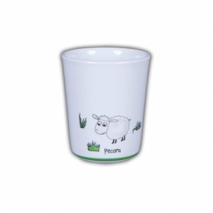 Picnic Zoo Animali Juice Cup