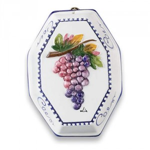 Quadri Wall Hanging - Grapes