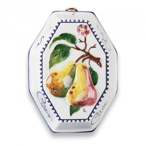 Quadri Wall Hanging - Pear