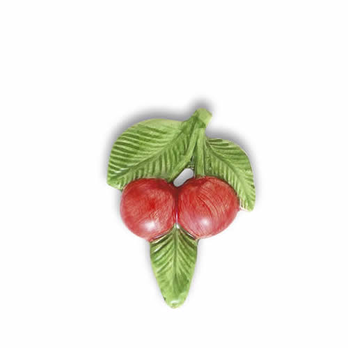 Mini Wall Hanging - Cherries