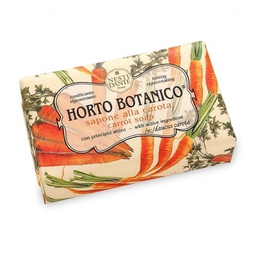 Horto Botanico Carrot Italian Soap