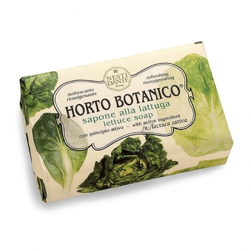 Horto Botanico Lettuce Italian Soap