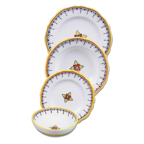 Ricco Dinnerware Place Setting