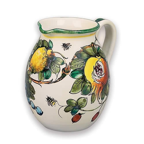 Toscana Bees Wine Pitcher