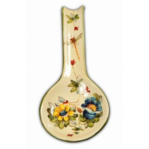Toscana Fiori Spoonrest