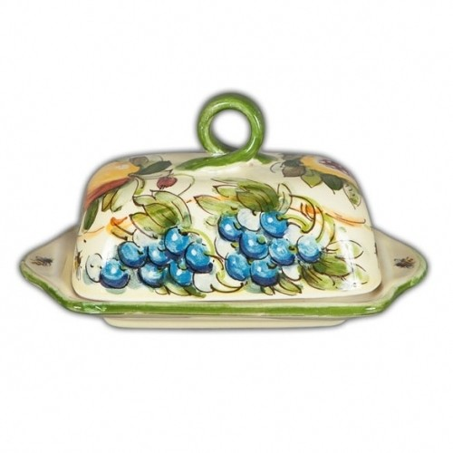 Toscana Bees Butter Dish
