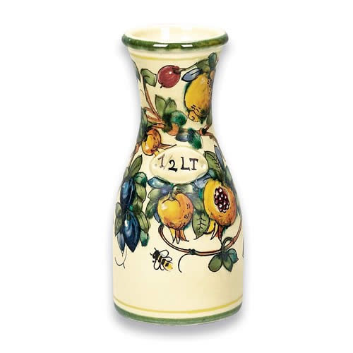 Toscana Bees Small Wine Carafe