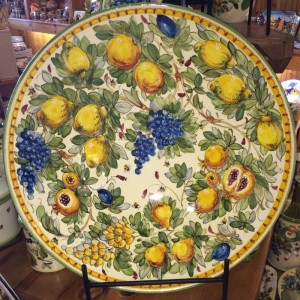 Toscana Bees Large Bowl