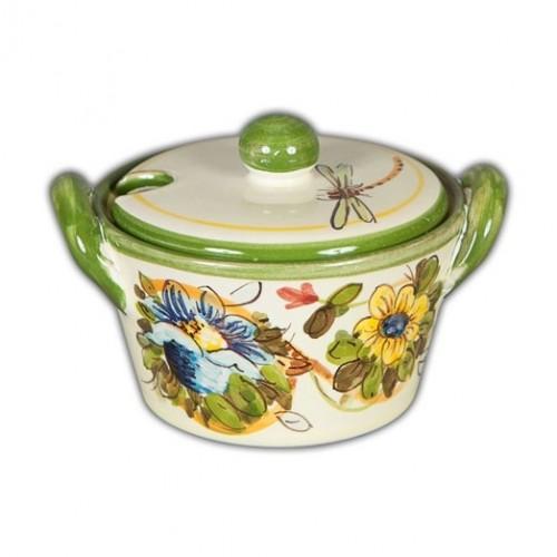 Toscana Fiori Sugar Bowl