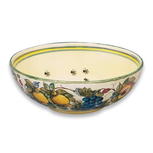 Toscana Bees Ceramic Bowl